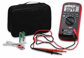 ennoLogic eM860T TRMS Digital Multimeter with case