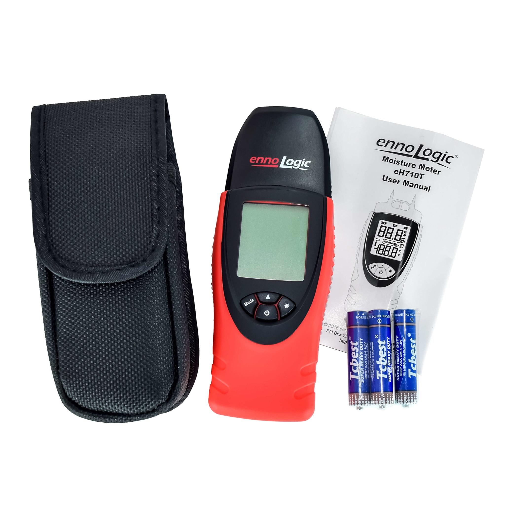 using the moisture meter material setting  u2013 ennologic