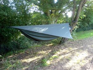 Hammock with Tarp