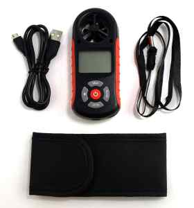 Anemometer eA990R Package Contents