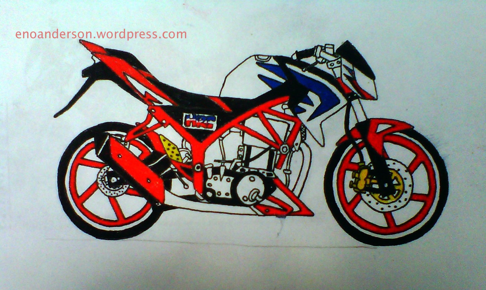 95 Gambar Motor Drag Menggunakan Pensil Terbaru Dan Terlengkap
