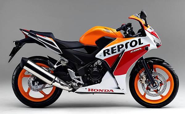 CBR250R Repsol 2