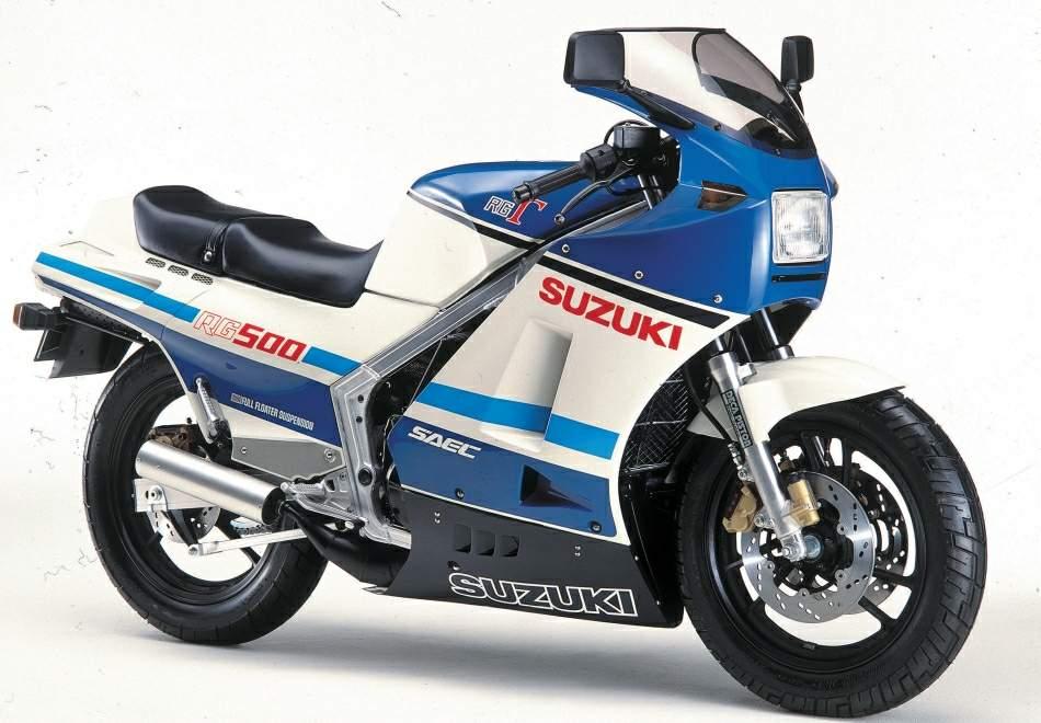 Suzuki Rg Top Speed