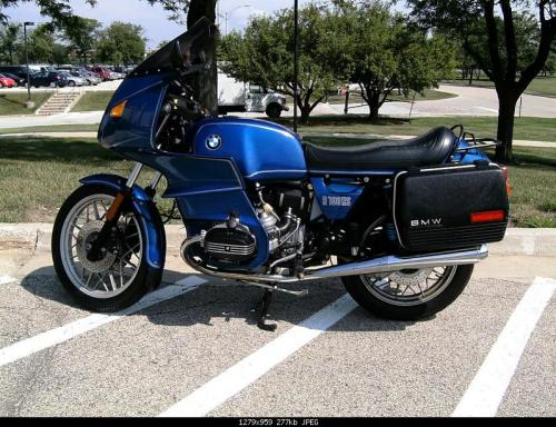 BMW R1000RS