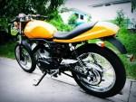 Yamaha SRV 250 Custom Last