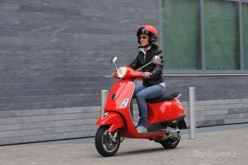 Vespa Ride