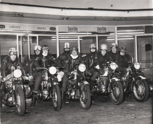 Cafe Racers 1