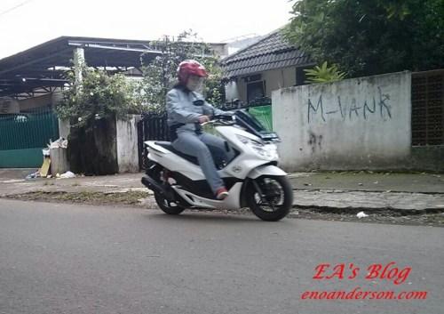 Testride Honda PCX150 Si Bongsor Yang Responsif Amp Lincah