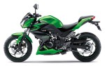 Kawasaki Z250 2015 Hijau 2
