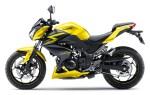 Kawasaki Z250 2015 Kuning 3