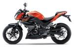 Kawasaki Z250 2015 Oranye 2