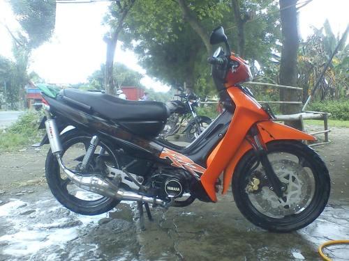 Yamaha F1ZR Tangguh 3