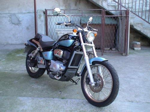 Aprilia Classic 125 5