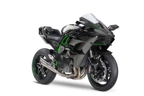 Kawasaki Ninja H2R 2