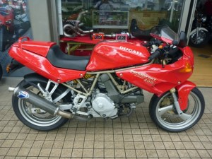 Ducati 400SS Half Fairing