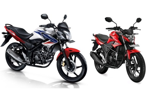 CB150R Streetfire vs New Honda CB150R Facelift