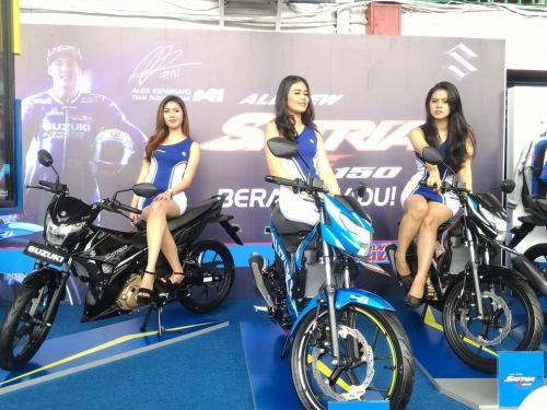 All New Suzuki Satria F150 Injeksi 15