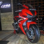 New Honda CBR500R 2016 Indonesia