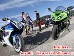 Kerjasama Kawasaki - Suzuki
