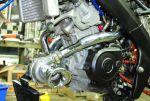 Yamaha Vixion Turbocharger