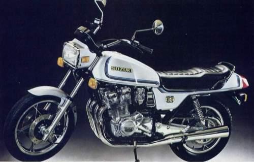 Suzuki GSX-1100E