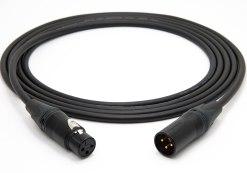 Mikrofon XLR Kabel