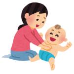 赤ちゃんに顔入れ替えアプリを使ったらトラウマレベルの恐怖写真になった……