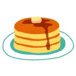 ミッフィーのパンケーキを真っ二つにしたら使徒になったwww