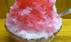 あるかき氷屋さんで3周年記念の「マスコットかき氷」頼んだんだけど…どうしてこうなったwww