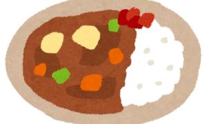 目黒区役所の食堂で食べられる「トレー盛りカレー」がヤバいwww