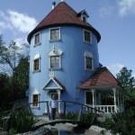 ハンドメイドの「ムーミン屋敷」模型が超絶クオリティすぎる…😳
