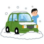 この時期になると「冬眠から目覚めた車」が話題になりますが、ロシアだとこうなります。