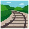 【!?】「線路の上をトラックが走って来た」と驚いていたら、更に…