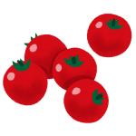 ミニトマトを弁当に入れる時にヘタを取らないと大変な事に…😱