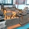「信じられない…」一瞬本物かと思ってしまう超絶技巧な「岡山城」の模型が話題に