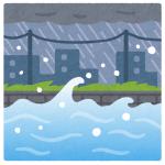 「こんなのはじめて見た…」 豪雨に見舞われたディズニーランドで珍現象が!