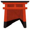 京都・伏見稲荷の象徴的な鳥居が工事で通行止めに。さぞかし雰囲気ぶち壊しなんだろうなと思ったら…😳