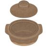 鍋やろうと思って土鍋に水を入れておいたら…やりよったコイツ😸