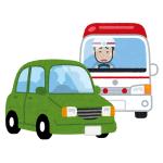 公道で『緊急走行中の救急車』と『天皇皇后両陛下の車列』がバッティングすると…こうなる😲