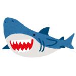「怖さ倍増!」…洗うのが世界一難しそうな『サメのワイングラス』が話題にw