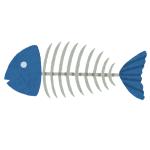 """「これはスゴイ…」魚の骨をそのままの形で保存する""""整形職人""""の技にツイ民驚愕😳"""