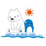 【動画】北極の氷、35年でこんなに消失していた…