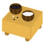 「食べずに飾っておきたい…」奈良・正倉院の展示イベントで販売されていた『碁石チョコ』が実にエモい😍