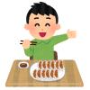 【衝撃】名古屋で「あまりに羽根を伸ばしすぎた餃子」が発見されるwww