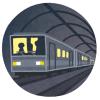 【衝撃】京都の地下鉄通路に信じられないモノが落ちてるんだがwwww