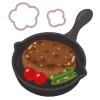 【悲報】インスタデビュー1発目の写真に美味しそうな「ハンバーグ」を載せた結果…ひどい😭