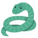 """【驚愕】カミロボの人、今度は「プラスチックのヘビ玩具」を6つ合体させた""""ヘビ怪人""""を作ってしまうw"""