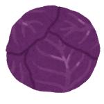 「予想以上だ…」紫キャベツを茹でたお湯でそのまま「ゆで卵」を作った結果😨