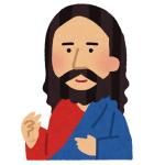 【別次元】キリストとサンタがサメでサーフィン!? あまりにカオスすぎるセーターが話題にww