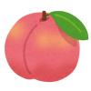 """「訳あり品かと思った…」ヨーロッパで売っている桃の""""意外すぎる形状""""にツイ民驚愕🍑"""